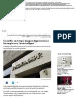 Despidos en Grupo Imagen_ Liquidaciones Incompletas y 'Trato Indigno' • Forbes México