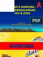 Narkoba. Hiv&Aids. Grob.