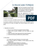 La Maison Comprehension Orale 6264