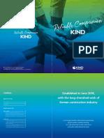 KIND brochure