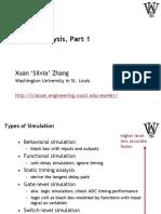 Washigton Universityweek7a