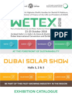 WETEX2018 Catalogue