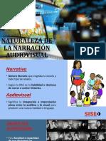Naturaleza de La Narrativa Audiovisual