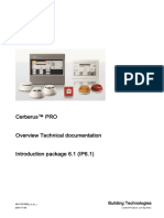 Overview Technical Documentation