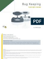The Bug - Manual 2.71MB PDF