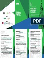 Programa v Congreso de Investigación 'Ciudad de Toledo' (1)