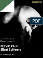 Pudendal Neuropathy or Pudendal Neuralgia (PN)