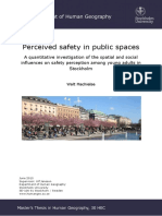 Safety at Public Places
