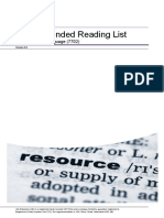 Aqa 7702 Reading List