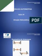 Hidraulica Automotiva - Aula 14 -Direcao Hidrostatica