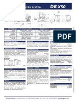 Ficha Tecnica DBX50