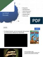 Historia de La Animación 1941 a 1942