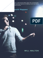 Anything Could Happen by Will Walton.epub
