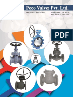 Peco Valves Catalog