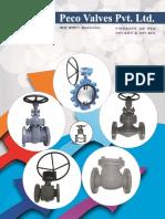 Peco Valves Catalog