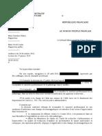 Jugement TA Paris 19 01 2019 - EHS Imputable Au Service