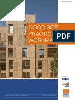 Good Site Practice Workmanship