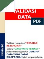 02. 2018 Dt Validasi Data Oke