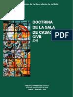 Doctrina de La Scc-tsj 2008