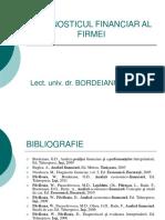 130335057 Diagnosticul Financiar Al Firmei