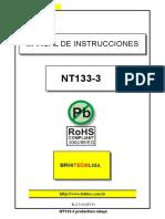 Manual de Inst.nt133-3