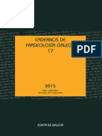 Cuaderno de Fraseologia Gallega