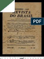 Revista Do Brasil Dezembro 1940