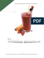 Licuados Quema Grasas Dieteticos