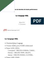 LOG660 Acetates LangageSQL 1pp