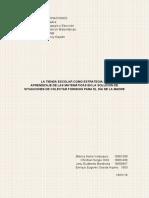 Organigrama Estructural Del Sector P Blico