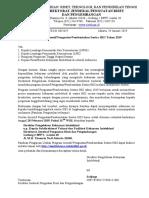 Surat Edaran Program Insentif Penguatan_Pembentukan Sentra HKI Tahun 2019