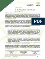 CBCS CTMateriais Posicionamento Impacto Madeira Nativa Convencional