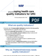 1.Yot-Developing Health Care Quality Indicators for UHC