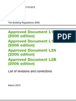 Approved Doc Part L October 2010