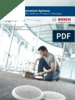 Mpa Bosch Pa Catalogue 2010 -Web