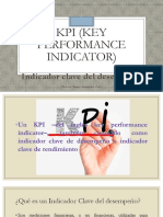 Kpi (Key Performance Indicator) Final
