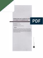 Software Libre Para La Gestión de Archivos de La Palabra Una Propuesta de Uso
