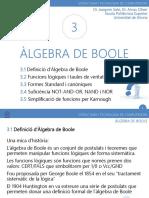 Álgebra Universitaria - Tigre