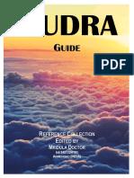 MUDRA GUIDE by Mridula Doctor
