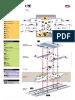 Plan Gare Sncf Acces Cdg2