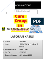 Syndroma Croup Dan Differential Diagnosis