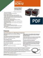 OMRON Controlleur températeur E5CN