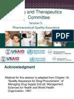 Drug Quality Final