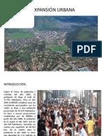 Expancion Urbana