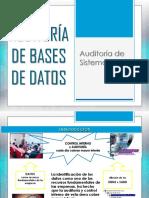 Auditoria de Bases de Datos1.Ppt
