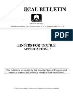 Binders-for-Textile-Applications