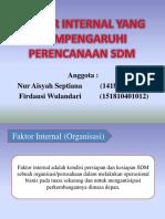 Faktor Internal