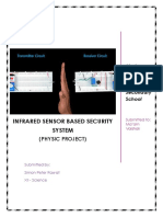 Infrared Security Sys.