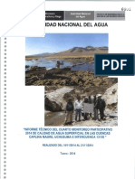 Informe Hidrografica de Rio Caplina-Maure-Uchusuma - 2014