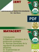 Certificacion Orgc3a1nica Noc3a9 Rivera